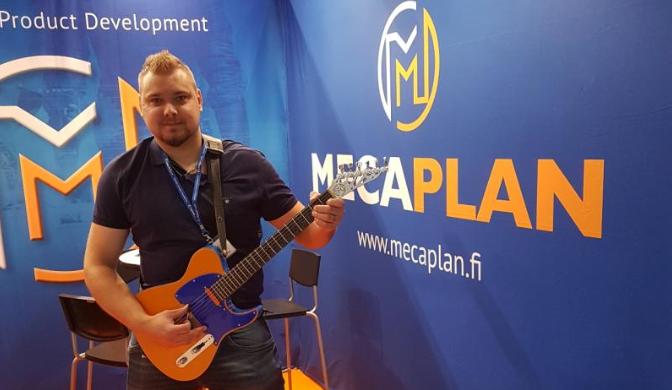 Tero Jokelainen, AM-Specialist, Mecaplan Oy