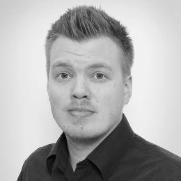 Toni Mähönen, liiketoimintajohtaja, Mecaplan Oy